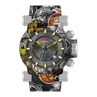 Invicta Men's  'Coalition Forces' Multi Stainless Steel Watch