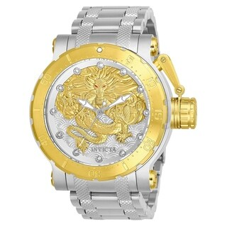Invicta Men's 26508 'Coalition Forces' Automatic Stainless Steel Watch
