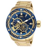 Invicta Men's 26776 'Bolt' Automatic Gold-Tone Stainless Steel Watch