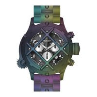 Invicta Men's 26587 'Russian Diver' Iridescent Stainless Steel Watch