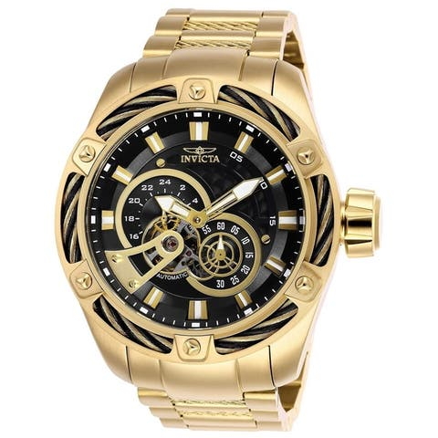 Invicta Men's Bolt 26775 Gold Watch