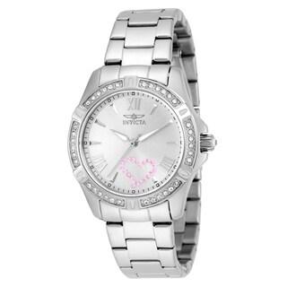 Invicta Women's 21416 'Angel' Stainless Steel Watch