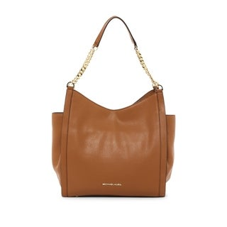 MICHAEL Michael Kors Newbury Acorn Leather Tote Bag