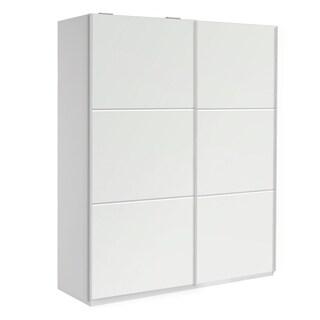 Wardrobe 78 Inch with Sliding Doors
