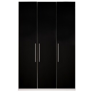 Wardrobe 59 Inch with Swing Doors