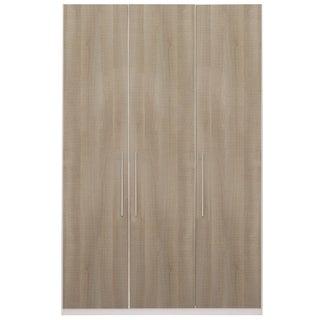 Wardrobe 59 Inch with Swing Doors (curtis oak)