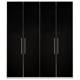 Wardrobe 78 Inch with Swing Doors