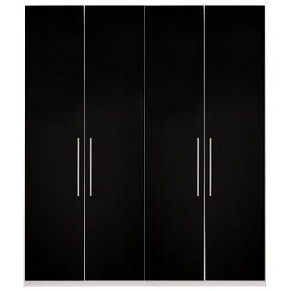 Wardrobe 78 Inch With Swing Doors