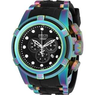 Invicta Men's 22841 'Bolt' Iridescent Stainless Steel Watch