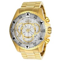Invicta Men's 24264 'Excursion' Gold-Tone Stainless Steel Watch