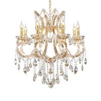 OK Lighting Gallant Cognac Ceiling Lamp