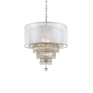 OK Lighting Chantilly Ceiling Lamp