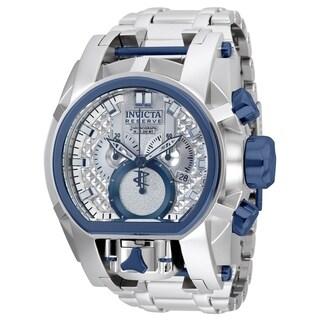 Invicta Men's 25206 'Reserve' Bolt Zeus Stainless Steel Watch