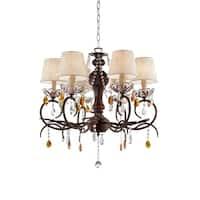 OK Lighting Magnolia Ceiling Lamp