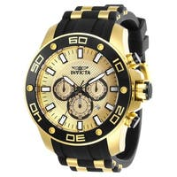 Invicta Men's Pro Diver 26088 Gold Watch