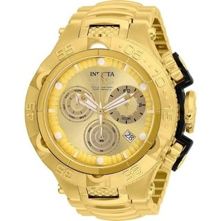 Invicta Men's 26632 'Subaqua' Noma V Gold-Tone Stainless Steel Watch
