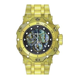 Invicta Men's 26688 'Venom' Gold-Tone Stainless Steel Watch