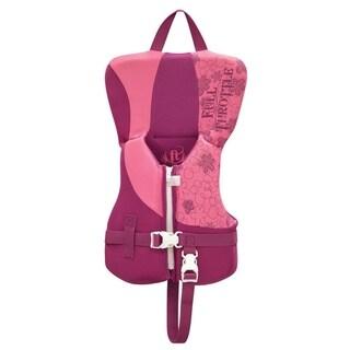 Full Throttle Infant Rapid-Dry Vest, Pink