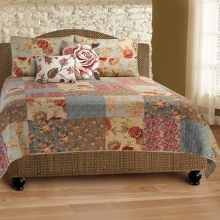 Vera Twin 2 Piece Quilt Set (3 options available)