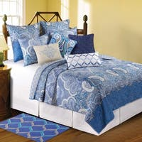 Daphne Full/Queen 3 Piece Quilt
