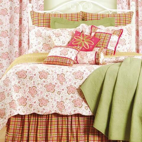 Chesapeake Sorbet Cotton 3 Piece Quilt Set - Twin 2 Piece