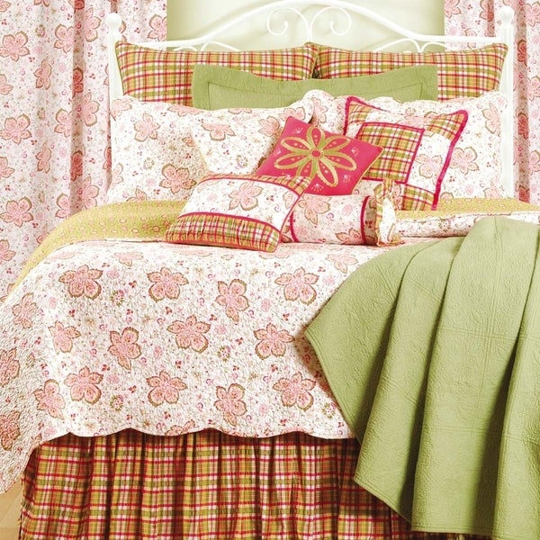 Chesapeake Sorbet Cotton Quilt Set