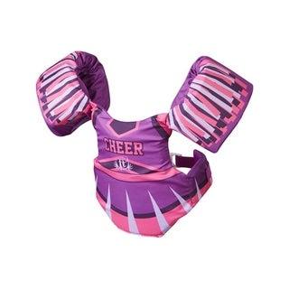 Full Throttle Child Little Dippers Vest, Cheerleader