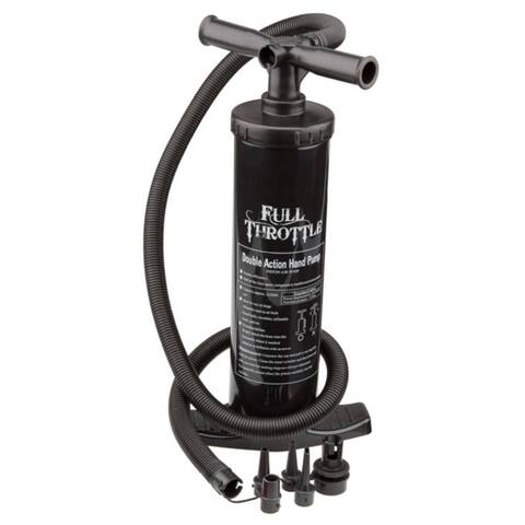 Full Throttle Double Action Hand Pump