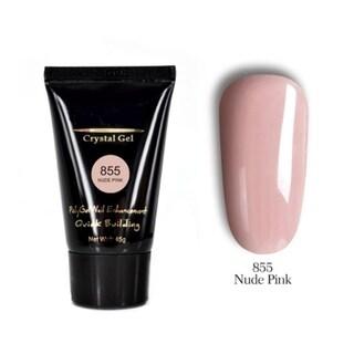 M.B.S Quick Building Enhancement Polygel 855 Nude Pink