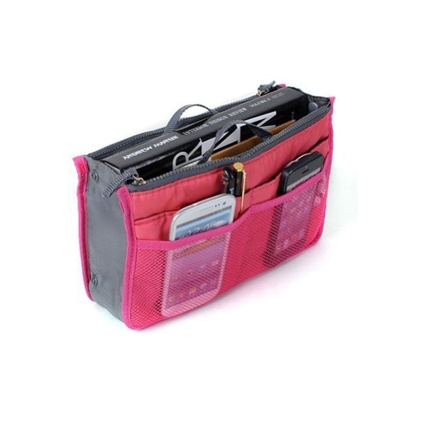 M B S Slim Bag Purse Organizer