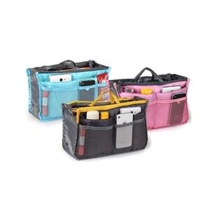 M.B.S Slim Bag Purse Organizer - Assorted 2 Pack