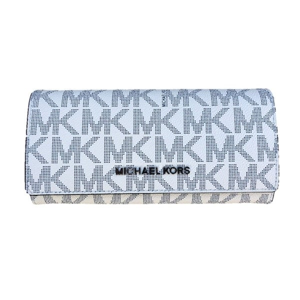 4c45b8b50b0f Shop Michael Kors Jet Set Travel Carryall Flap Wallet - Free ...