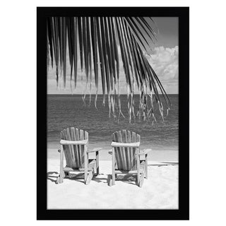 Americanflat 13x19 Black Picture Frame - Shatter-Resistant Glass - Hanging Hardware Included