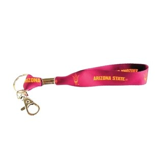 Cleanlapsports NCAA Arizona State Sun Devils Sports Team Logo Key Chain Strap