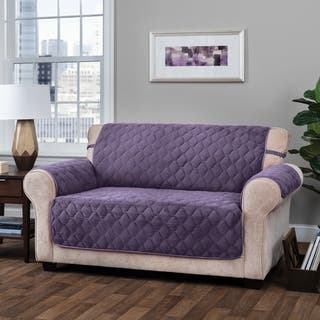 Buy Purple, Modern & Contemporary Sofa & Couch Slipcovers Online at ...