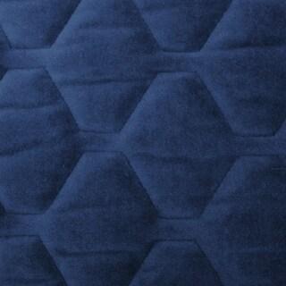 ITS Logan Solid Plush Loveseat Furniture Protector (Loveseat - Navy)