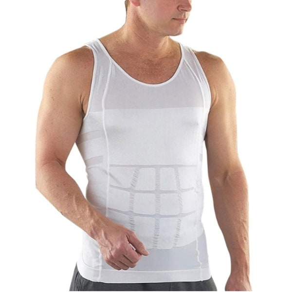 F.S.D Mens Body Slimming Under-Shirt