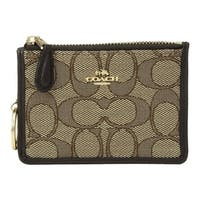 Coach Signature Mini ID Skinny - XS