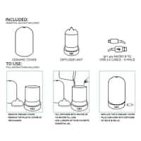 Allure Essential Oil Diffuser