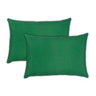 Sherry Kline Kurumba Boudoir Outdoor Pillows (Set of 2) - 13 x 19