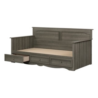 South Shore Savannah Twin Daybed with Storage