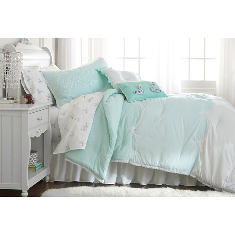 Dottie Polka Dot Dreams 2-piece Comforter and Sham Set