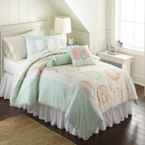 Highland Park Comforter and Sham 2-piece Set