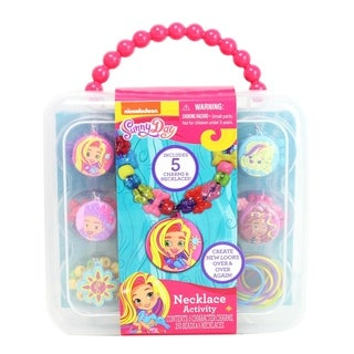 Nickelodeon Sunny Day Necklace Activity Craft Set