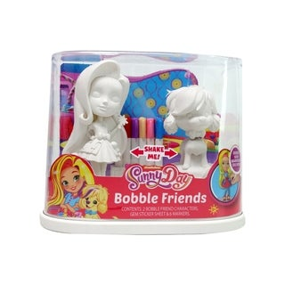 Nickelodeon Sunny Day Bobble Friends Coloring Activity Set