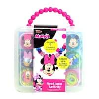 Disney Junior Minnie Mouse Necklace Activity Craft Set