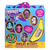 Fingerlings Jewelry Activity Craft Set