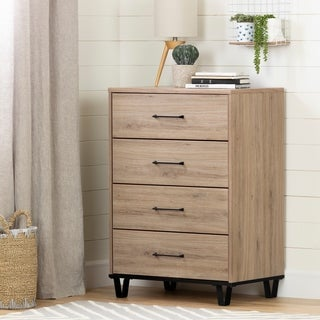 South Shore Fakto 4-Drawer Chest