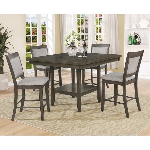 Model Home Furniture Outlet: Shop OS Home And Office Model 2727K Counter Height Dining