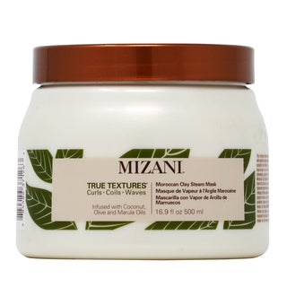 Mizani True Textures Moroccan Clay 16.9-ounce Steam Mask
